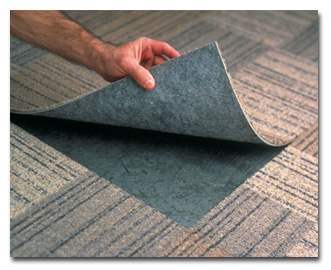 Milliken Develops Glue Free Carpet Installation System